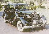 27k photo of 1937 Packard Super Eight 7-passenger Limousine