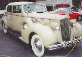 15k photo of 1938 Packard 1601 4-door convertible sedan 1197