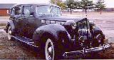 14k photo of 1938 Packard 1605 7-passenger sedan or limousine