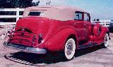 15k photo of 1938 Packard 1608 convertible sedan 1153
