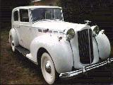 23k photo of 1938 Packard sedan de ville with division, European body (?)