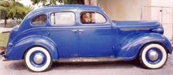 Oldtimer Gallery Cars 1938 Plymouth
