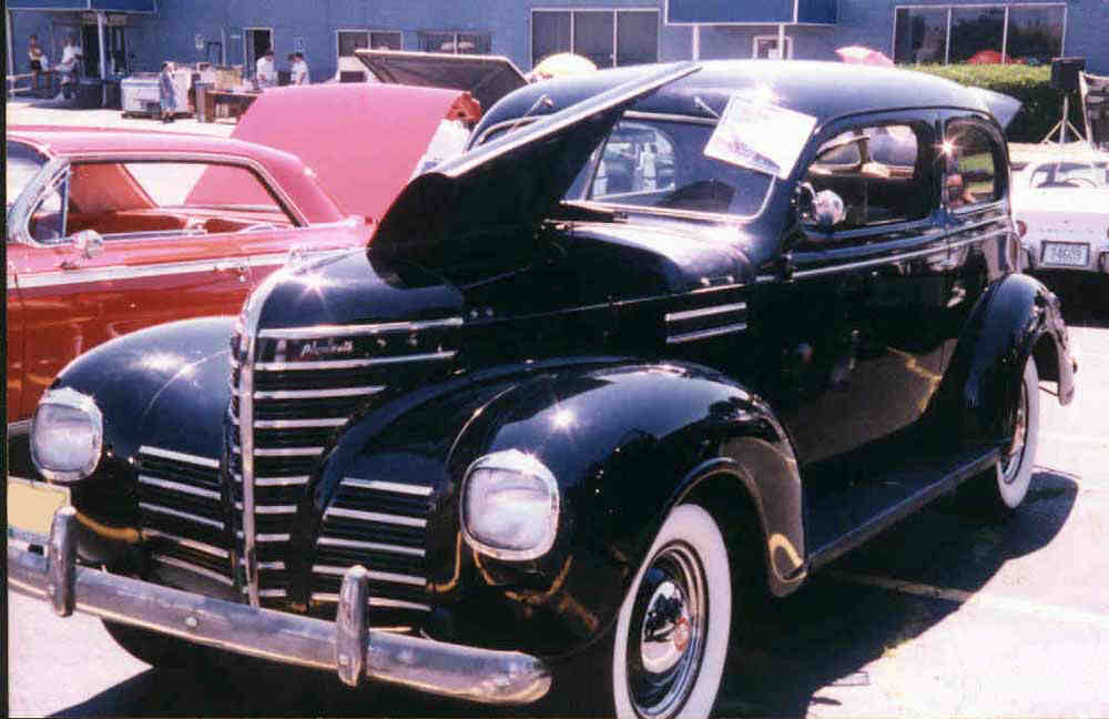 Oldtimer gallery cars 1939 plymouth for 1939 plymouth 2 door sedan