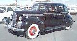 12k photo of 1940 Packard 110 4-door sedan