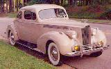 14k photo of 1940 Packard 120 club coupe