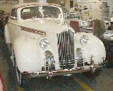 32k photo of 1940 Packard 120 convertible coupe