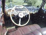 29k photo of 1940 Packard 160 convertible coupe, dashboard