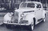 11k photo of 1940 Packard 160 convertible coupe