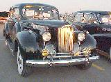 16k photo of 1940 Packard 1806 club sedan