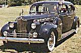 39k photo of 1940 Packard 1807 touring sedan