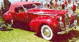 30k photo of 1940 Packard convertible victoria by Darrin