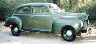 Oldtimer gallery cars 1940 plymouth for 1940 plymouth 2 door sedan