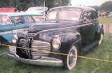 15k photo of 1941 Plymouth P11 2-door Sedan