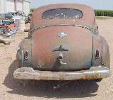 24k photo of 1941 Plymouth 4-door Sedan