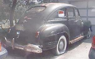 Oldtimer gallery cars 1941 plymouth for 1941 plymouth deluxe 4 door