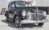 34k photo of 1941 Plymouth P11 4-door Sedan