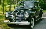 16k image of 1941 Plymouth P12 4-door Sedan