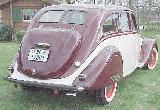 51k photo of 1937/38 Peugeot 402B 4-door saloon
