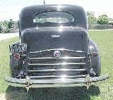 35k photo of 1937 Packard 120C 4-door touring sedan