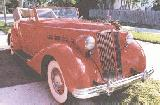 23k photo of 1937 Packard Eight factory convertible victoria