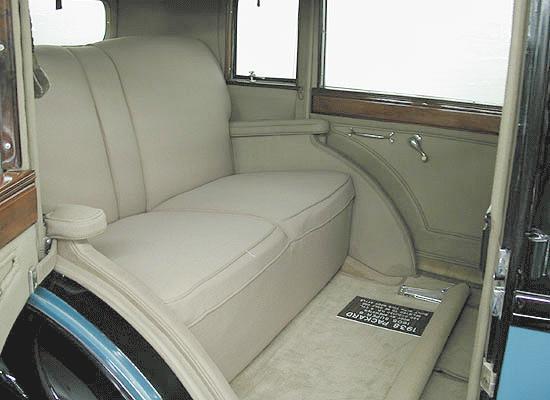 4 Door Convertible >> Oldtimer gallery. Cars. 1938 Packard.
