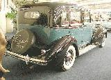 51k photo of 1938 Packard 1605 limousine by Brewster Coachwork Co.