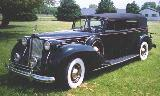 45k photo of 1938 Packard 1153 convertible sedan