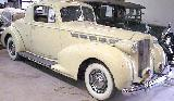 26k photo of 1938 Packard Super 8 rumbleseat 3-window coupe
