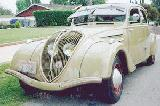 15k photo of 1939 Peugeot 402B 4-door saloon