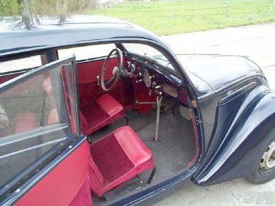 of Peugeot 202 N2z Berline