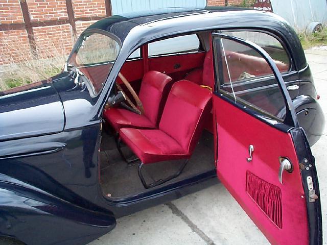 Oldtimer Gallery Cars Peugeot 202