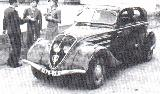 28k photo of 1939 Peugeot 402L 4-door saloon