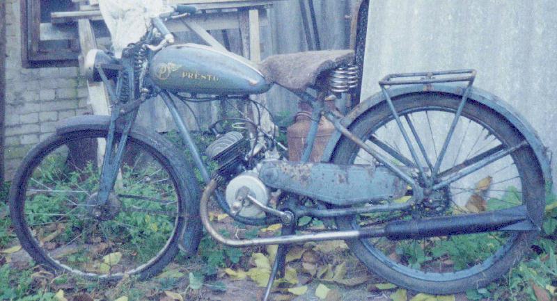 K And K Auto >> Oldtimer gallery. Motorcycles. Presto.