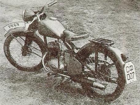 Oldtimer gallery  Motorcycles  Puch-125