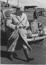 88k WW2 photo of German Luftwaffe 1938 Packard 6 convertible