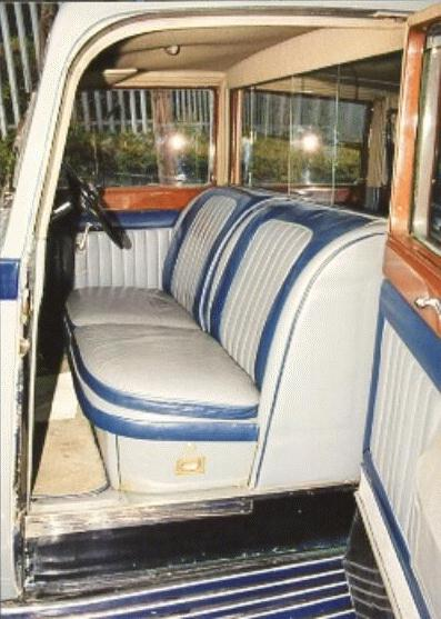 Limousine For Sale >> Oldtimer gallery. Cars. Rolls-Royce 20/25 HP.