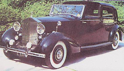 1938 Rolls Royce Wraith For Sale 27k Photo of 1938 Rolls-royce