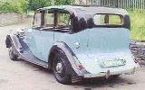 15k photo of 1939 Rolls-Royce Wraith 6-light limousine by Park Ward