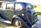 23k photo of 1939 Rolls-Royce Wraith 6-light saloon presumably by Park Ward