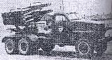 59k photo of Studebaker US6 U3 BM-8, Stalin's Organ