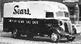 57k image of Studebaker 2M657 Streamlined Van by Bryan Specialty Company