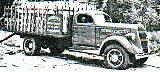 22k image of Studebaker J15-62 with McCabe Powers stake body