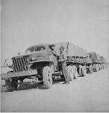 28k WW2 photo of Studebaker US6x4 U6, early version
