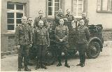 52k WW2 photo of le.E.Pkw. of Belgian 7th Inf. Div., France