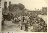 69k WW2 photo of Steyr 250, Oise river, France