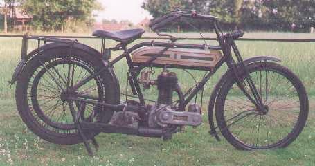 motos de guerra