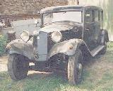 16k photo of 1933 Tatra 52 limousine