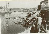 41k (9 VI 1940) photo of Unic P107, harbor of Duenkirchen