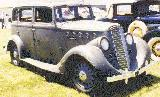 60k photo of 1935 Willys 77 Sedan