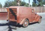 20k photo of 1935 Willys 77 sedan delivery